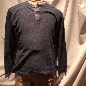 Grayers men's doubles knit Henley